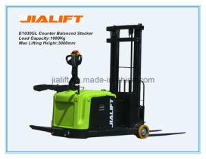 Counter Balanced Stacker E1030GL pictures & photos