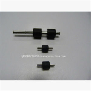 Rubber Printer Shaft Stainless Steel CNC Machining