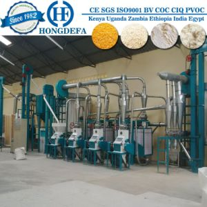 30t/24h Maize Milling Machine for Sale in Africa pictures & photos