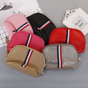 Custom Mini Fashion Waterproof Makeup Bag PVC Cosmetic Bag pictures & photos