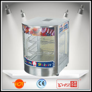 Two Layer Hot Display Warmer Showcase pictures & photos