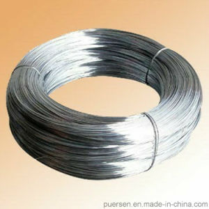 High Quality Electro Galvanized Wire pictures & photos