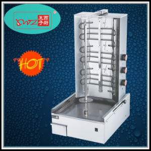 Electric Kebab Shawarma Machine Good Quality pictures & photos