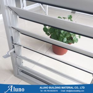 Good Aluminum Blade Louver Shutter Jalousie Window pictures & photos