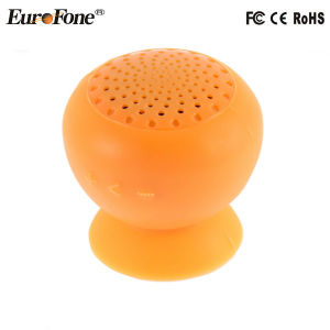 Mushroom Small Sucker Wtaerproof Bluetooth Speaker for Wholesale pictures & photos