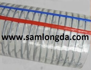 PVC Steel Wire Hose (15*22) pictures & photos