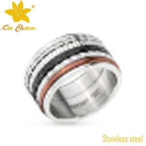 Str-069 Fashion Fancy Small Steel Rings pictures & photos