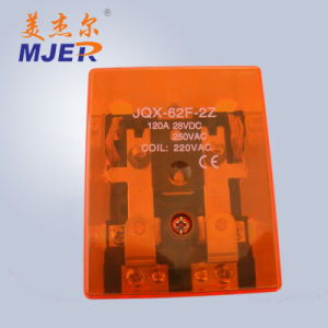 Jqx-62f-2z 120A Industrial Power Relay pictures & photos