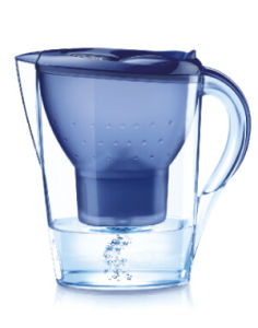 Water Pitcher with Alkaline Filter pH 9 pictures & photos