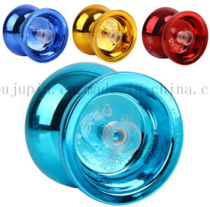 OEM Logo Hot Sale Aluminium Alloy Yoyo Ball Toy pictures & photos