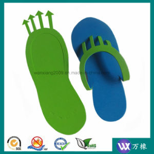 Hotel Disposable EVA Colourful Shoes pictures & photos