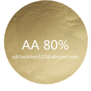 Enzymolysis Amino Acid Powder 80% pictures & photos