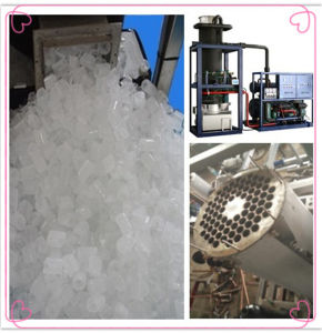 15tons/Day Ice Tube Making Machine for Heavy Industial Machine pictures & photos