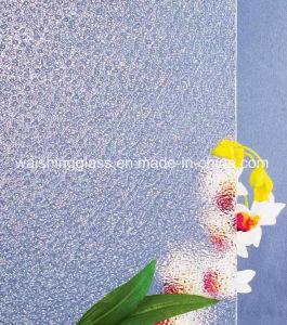 3-6mm Patterned Glass (Nashiji Karatachi Flora Bamboo Moru II Oceanic Glass) pictures & photos