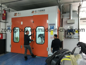 TUV Paint Booth Ce Spray Booth Factory