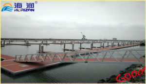 China Manufactured and High Quality Aluminum Alloy Gangway Pontoon pictures & photos