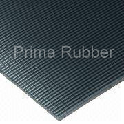 Fine Ribbed Mat, Fine Rib, Rubber Mat pictures & photos