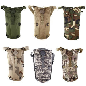Outdoor 3L Hydration System Hiking Climbing Bladder Water Bag pictures & photos