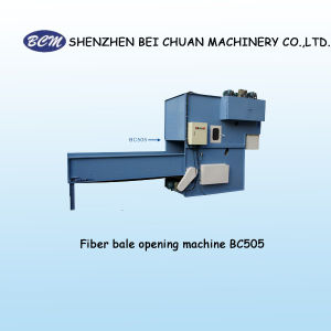 Fiber Bale Opening Machine with Best quality pictures & photos