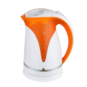 Wholesale Kitchen Appliance 1.7 Litre Cordless Plastic Electric Kettle with High Quality pictures & photos