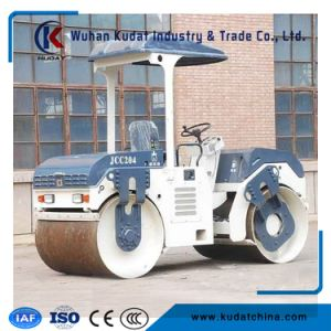 Mini Road Roller Compactor 4don Double Drum pictures & photos