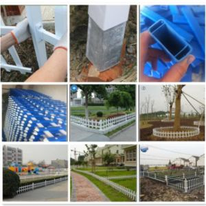 Anping Plastic Steel Fence/ Picket Fence/ Portable Plastic Steel Fence (XM87) pictures & photos