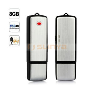 on off Switch 2 in 1 4GB 8GB 16GB Flash Drive USB Voice Recorder pictures & photos