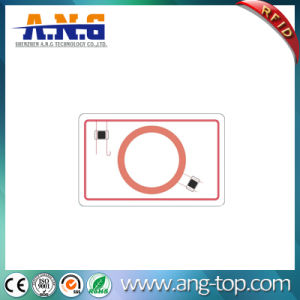Combo Chip RFID Inlay with Low Frequency and High Frequency pictures & photos