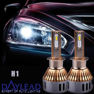 All-in-One LED Headlight Conversion Kit Fog Light Bulbs H1 9600lm