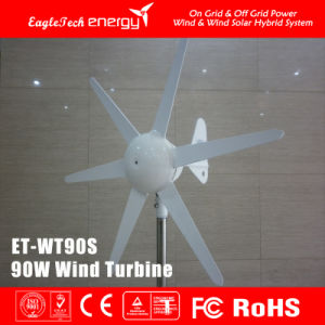 Wind Power System 90W-300W Wind Driven Generator pictures & photos