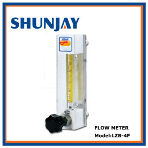 China Hot Selling Flow Meter Type Flow Glass Tube Rotameter pictures & photos