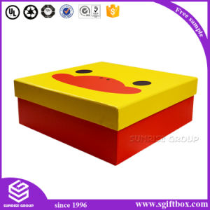 Luxury Paper Gift Box Colourful Foldable for Packaging pictures & photos