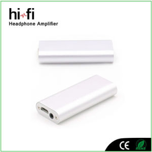 3.5mm Compact Portable Headphone Amplifier Music Magic Stick pictures & photos