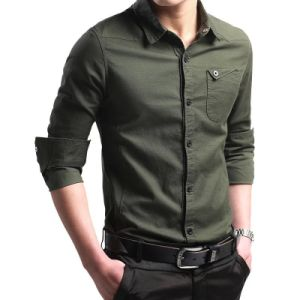 Men Casual Button up Shirts Online