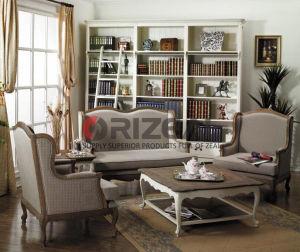 French New Classic Furniture Sofa Set, Living Room Sofa Set Luxury Sofa Furniture pictures & photos