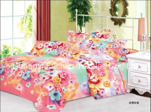 Microfiber Plain Dyed Bedding Sets Comforter Bedding Sets pictures & photos