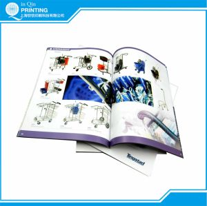 Printing Company Catalog with Good Quality pictures & photos