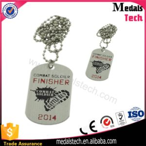 Stainless Steel Engraved Dog Tags for Men pictures & photos