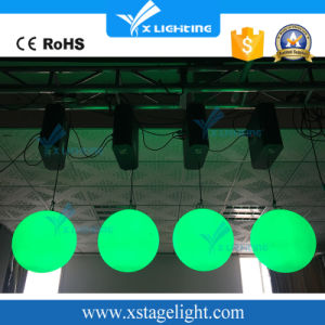 LED Lifting Color Ball DMX LED Kinetic Sphere Winch Light pictures & photos