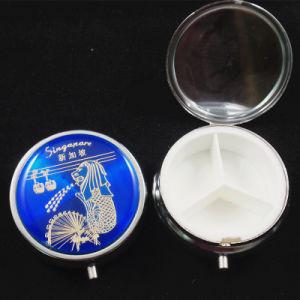 Advertising Gift - Portable 3 Slots Pill Box Medical Drug Medicine Storage Case Organizer