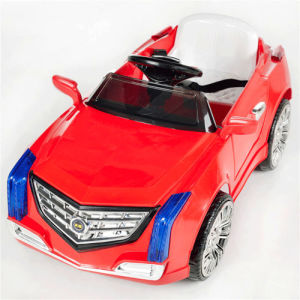 Electric Ride-on Children′s Toy Car- Remote Control Red pictures & photos