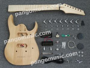 7 Strings DIY Electric Guitar Kit / DIY Guitar of Pango (PYX-001K) pictures & photos
