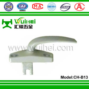Zinc Alloy Base with Aluminium Layer Multi Point Lock Handle for Window (CH-B13) pictures & photos
