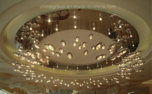 Phine Modern Ceiling Lighting with Crystal Decoration for Restaurant pictures & photos