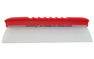 Soft-N-Dry T-Bar Silicone Water Blade Squeegee pictures & photos