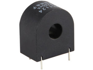 Mini PCB Mounting Current Transformer 1000: 1 0.2class 8.8mm Hole 60A 10ohm pictures & photos