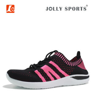 2017 New Fashion Sneaker Flyknit Men Sports Running Shoes pictures & photos