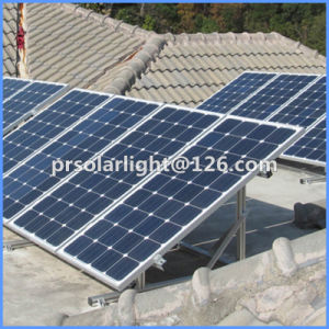 150W High Efficiency Mono Renewable Energy Saving Solar  System pictures & photos