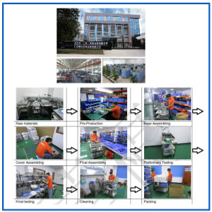 Automatic Enterance Ruby Ink Nozzle Continuous Inkjet Printer with Conveyor pictures & photos