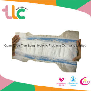 Top Factory 3D Leak Prevention Channel Anti-Leak Baby Diaper Manufacturers OEM in Quanzhou pictures & photos